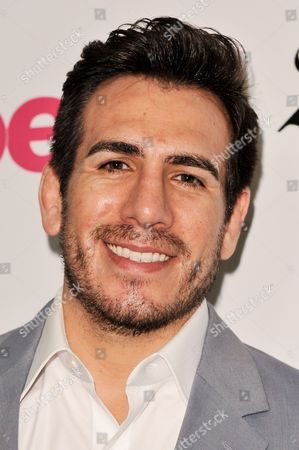 Stock Picture of Kenny Florian arrives at the Unlikely Heroes Red Carpet Spring Benefit, in Los Angeles