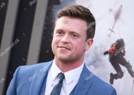 "Hugo Johnstone-Burt arrives at the world premiere of ""San Andreas"" at the TCL Chinese Theatre, in Los Angeles"