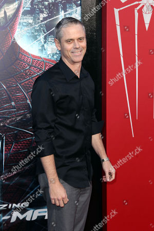 "C. Thomas Howell attends the world premiere of ""The Amazing Spider-Man"" at the Regency Village Theatre on in Los Angeles"