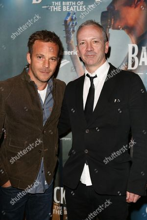 """Editorial picture of """"Backbeat"""" CTG/Ahmanson Theatre Opening, Los Angeles, USA"""