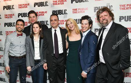 "Editorial image of ""Dry Powder"" Opening Night, New York, USA"