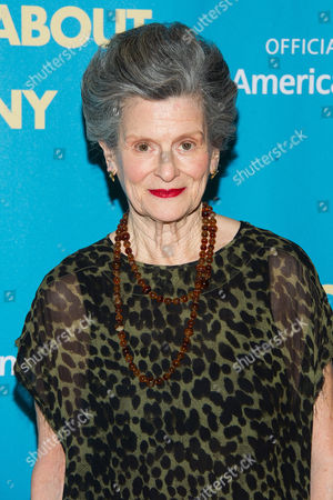 """Mary Louise Wilson attends the opening night after party for Broadway's """"On the Twentieth Century"""" on in New York"""