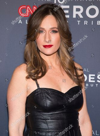 Stock Picture of Alison Kosik attends the 10th Annual CNN Heroes: An All-Star Tribute at the American Museum of Natural History, in New York