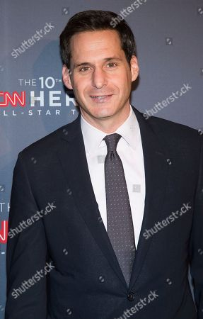 John Berman attends the 10th Annual CNN Heroes: An All-Star Tribute at the American Museum of Natural History, in New York
