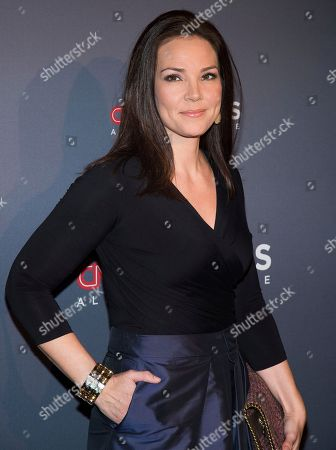 Erica Hill attends the 10th Annual CNN Heroes: An All-Star Tribute at the American Museum of Natural History, in New York