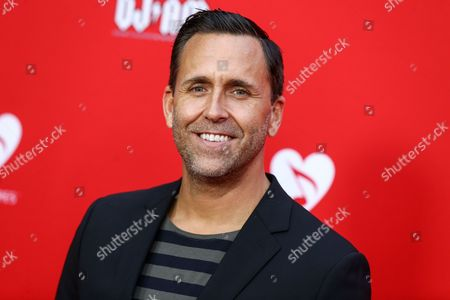 Stock Image of Wesley Geer attends the 12th Annual MusiCares MAP Fund Benefit Concert held at The Novo by Microsoft, in Los Angeles