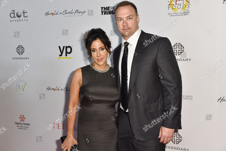 Editorial image of 15th Annual Harold and Carole Pump Foundation Gala, Los Angeles, USA