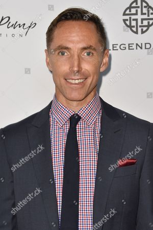 Steve Nash arrives at the 15th Annual Harold and Carole Pump Foundation Gala held at the Hyatt Regency Century Plaza,, in Los Angeles