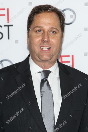 """Stock Photo of Producer Steve Traxler arrives at the 2013 AFI Fest screening of """"August: Osage County"""" at the TCL Chinese Theatre on in Los Angeles"""