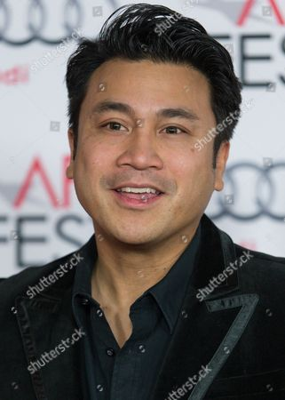 """Christian Moralde arrives at the 2013 AFI Fest screening of """"August: Osage County"""" at the TCL Chinese Theatre on in Los Angeles"""