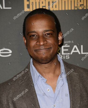 Actor Keith Powell arrives at the 2013 Entertainment Weekly Pre-Emmy Party at Fig & Olive on in Los Angeles