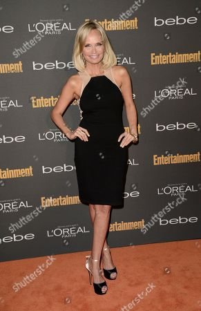Stock Photo of Actress and singer Kristin Chenowith arrives at the 2013 Entertainment Weekly Pre-Emmy Party at Fig & Olive on in Los Angeles