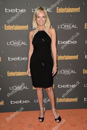 Actress and singer Kristin Chenowith arrives at the 2013 Entertainment Weekly Pre-Emmy Party at Fig & Olive on in Los Angeles
