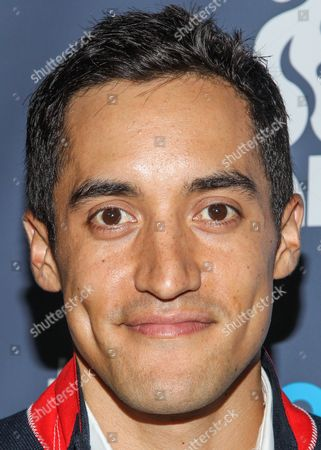 Actor Keahu Kahuanui arrives at the 2013 Geekie Awards at the Avalon on in Los Angeles