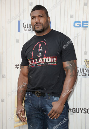 Quinton Jackson arrives at Spike TV's Guys Choice Awards at Sony Pictures Studios, in Culver City, Calif