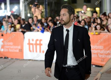 """Director Jonathan Sobol arrives at the premiere of """"The Art of the Steal"""" on day 7 of the Toronto International Film Festival at Roy Thomson Hall on in Toronto"""
