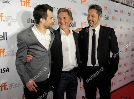 """Editorial picture of 2013 TIFF - """"The Art of The Steal"""" Premiere, Toronto, Canada"""