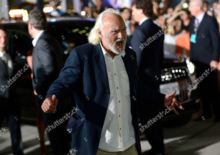 "Actor Kenneth Welsh arrives at the premiere of ""The Art of the Steal"" on day 7 of the Toronto International Film Festival at Roy Thomson Hall on in Toronto"