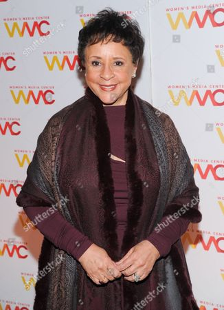 WNBA's Washington Mystics team president Sheila Johnson attends the 2013 Women's Media Awards hosted by The Women's Media Center on in New York