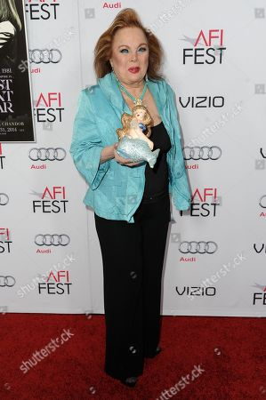 "Carol Connors arrives at 2014 AFI Fest - ""A Most Violent Year"", in Los Angeles"