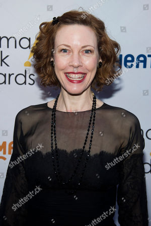 Veanne Cox attends the Drama Desk Awards on in New York