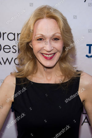 Jan Maxwell attends the Drama Desk Awards on in New York