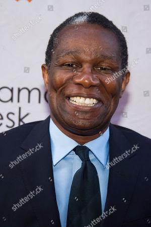 John Douglas Thompson attends the Drama Desk Awards on in New York