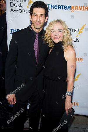 Editorial image of 2014 Drama Desk Awards, New York, USA