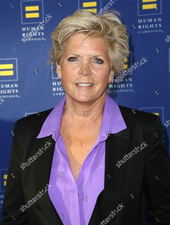 Editorial photo of 2014 Human Rights Campaign Gala, Los Angeles, USA