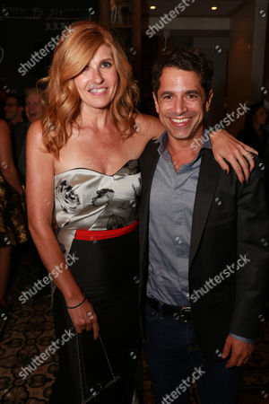 """Connie Britton and Daniel Barnz seen at Warner Bros. """"This is Where I Leave You"""" Premiere at 2014 TIFF, in Toronto"""