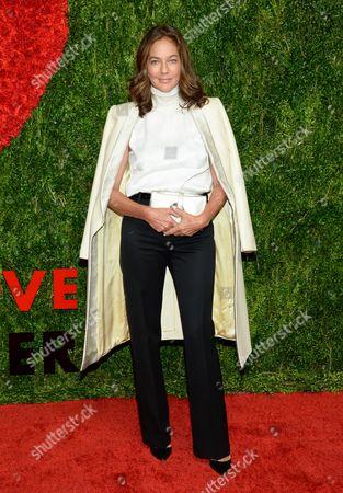 Kelly Klein attends God's Love We Deliver's 2015 Golden Heart Awards at Spring Studios, in New York