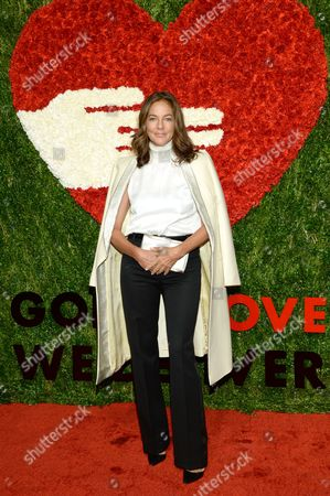 Stock Picture of Kelly Klein attends God's Love We Deliver's 2015 Golden Heart Awards at Spring Studios, in New York
