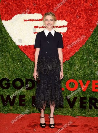 Wallis Currie-Wood attends God's Love We Deliver's 2015 Golden Heart Awards at Spring Studios, in New York