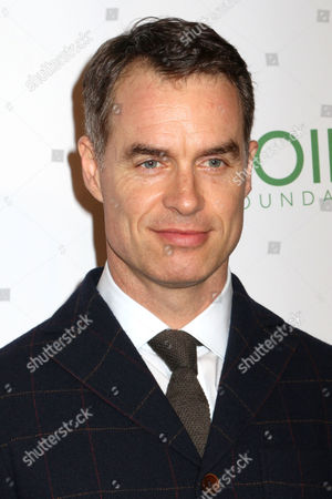 """Murray Bartlett attends the Point Foundation """"Point Honors 2015 New York Gala"""" at The New York Public Library, in New York"""