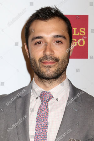 """Frankie J. Alvarez attends the Point Foundation's """"Point Honors 2015 New York Gala"""" at The New York Public Library, in New York"""