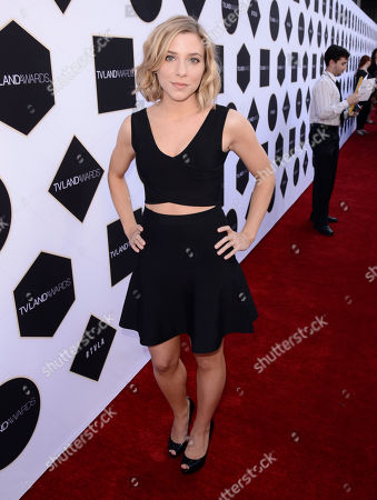 Editorial photo of 2015 TV Land Awards - Arrivals, Beverly Hills, USA