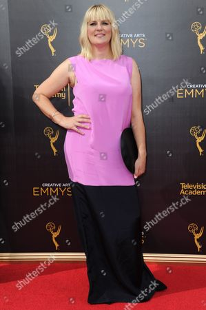 Editorial picture of 2016 Creative Arts Emmy Awards - Arrivals - Night One, Los Angeles, USA