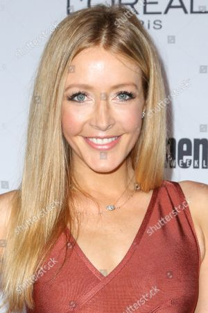 Jennifer Finnigan arrives at the 2016 Primetime Emmy Awards Entertainment Weekly Pre Party at Nightingale Plaza, in Los Angeles