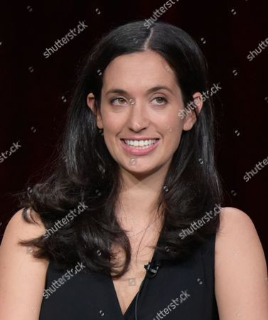 """Executive producer Sarah Treem participates in """"Love & Marriage on TV"""" panel during the Showtime Critics Association summer press tour, in Beverly Hills, Calif"""