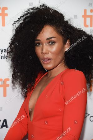 Singer Kreesha Turner attends the TIFF Soiree, an annual fundraiser and celebratory kick-off for the 2016 Toronto International Film Festival, at the TIFF Bell Lightbox, in Toronto