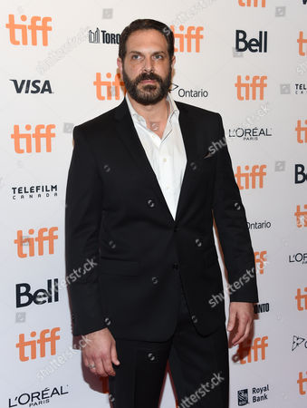 Actor David Kallaway attends the TIFF Soiree, an annual fundraiser and celebratory kick-off for the 2016 Toronto International Film Festival, at the TIFF Bell Lightbox, in Toronto