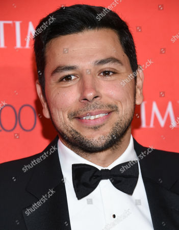 Egyptian journalist Ayman Mohyeldin attends the TIME 100 Gala, celebrating the 100 most influential people in the world, at Frederick P. Rose Hall, Jazz at Lincoln Center, in New York