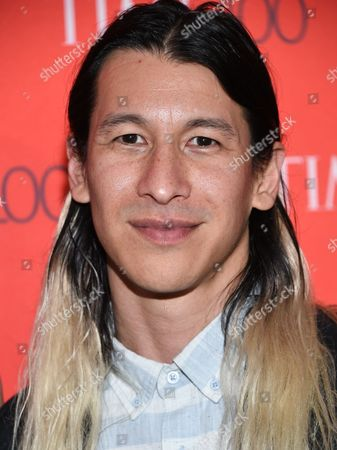 Perry Chen attends the TIME 100 Gala, celebrating the 100 most influential people in the world, at Frederick P. Rose Hall, Jazz at Lincoln Center, in New York