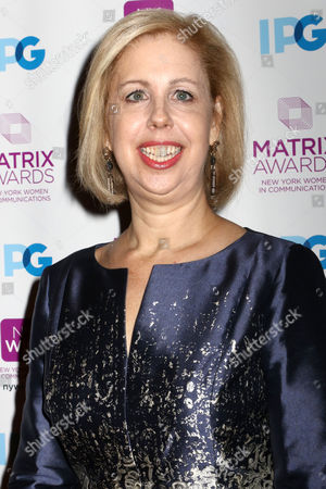 Nancy Gibbs, TIME managing editor, attends the 2016 New York Women in Communications Matrix Awards at the Waldorf Astoria, in New York