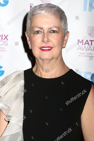 Stock Photo of Debra Shriver, Chief Communications Officer, Hearst, attends the 2016 New York Women in Communications Matrix Awards at the Waldorf Astoria, in New York