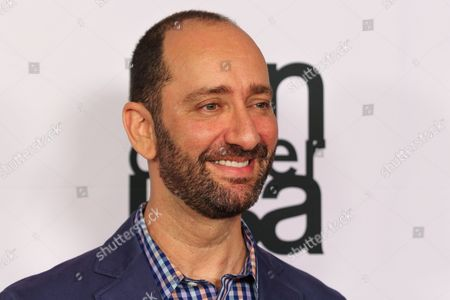 Stock Photo of Bill Konigsberg arrives at the 26th Annual Literary Awards Festival on Wed, in Beverly Hills, Calif