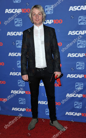 Kid Harpoon arrives at the 31st Annual ASCAP Pop Music Awards at the Loews Hollywood Hotel, in Los Angeles