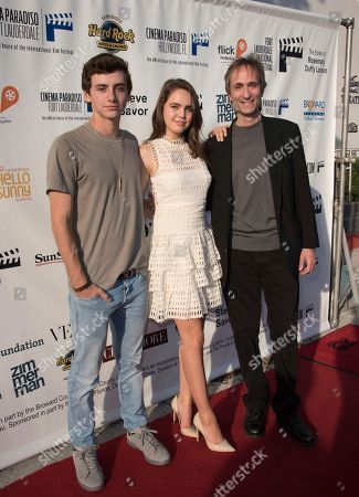 """Editorial picture of 31st Annual FLIFF - """"Annabelle Hooper and the Ghosts of Nantucket"""", Fort Lauderdale, USA"""
