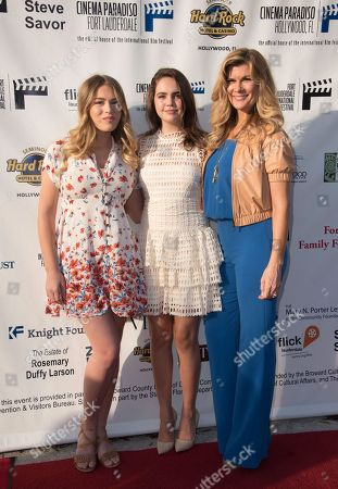"""Editorial image of 31st Annual FLIFF - """"Annabelle Hooper and the Ghosts of Nantucket"""", Fort Lauderdale, USA"""
