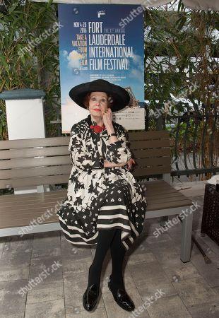 Arlene Dahl attends the 31st annual Fort Lauderdale International Film Festival at Savor Cinema on Friday, Nov.11, 2016 in Fort Lauderdale, Fla
